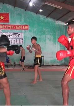 Đội tuyển Wushu Đà Nẵng và cơ hội khẳng định trên sân nhà
