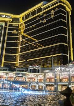 Doanh thu các casino tại Macau (Trung Quốc) sụt giảm mạnh