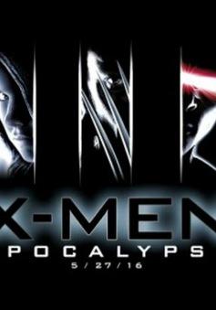 Bom tấn X-Men: Apocalypse tung trailer mới kịch tính, mãn nhãn