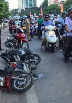 Lâm Đồng: Hai xe máy đâm trực diện, 3 người tử vong