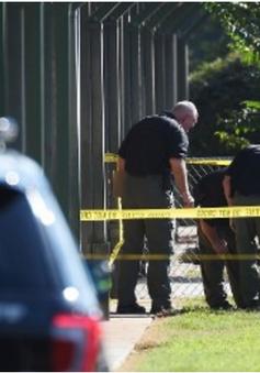 Xả súng tại trường học ở Nam Carolina (Mỹ), ít nhất 3 người bị thương