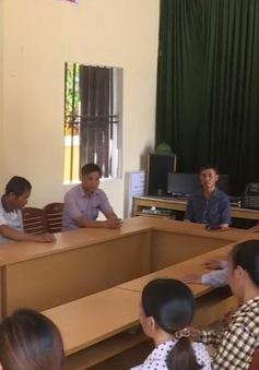 Không khí chuẩn bị bầu cử tại xã đảo Cái Chiên