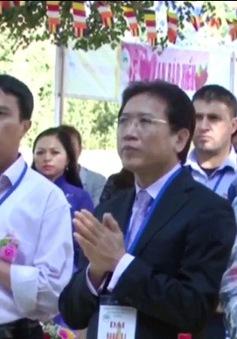 Khởi công xây dựng chùa Việt tại châu Âu