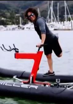Schiller - Xe đạp nước hiện đại nhất thế giới