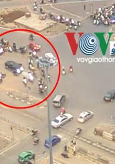 """Vụ xe """"điên"""" đâm liên hoàn tại Hà Nội: 4 nạn nhân đã được xuất viện"""
