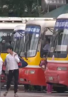 Thiếu kết nối xe bus đến bến xe