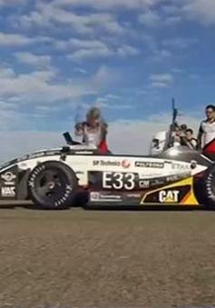 Xe ô tô điện có khả năng tăng tốc nhanh nhất