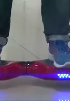 Trào lưu xe điện tự cân bằng tại Trung Quốc