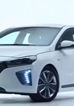 IONIQ – Xe ô tô thân thiện với môi trường