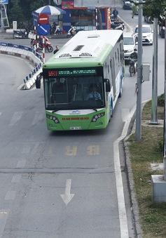 Đường thông hè thoáng trong ngày BRT chính thức lăn bánh