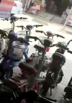 """Rủi ro khi sử dụng xe đạp điện """"nhái"""""""