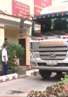 Quảng Ninh tăng cường xử lý nghiêm phương tiện chở quá tải