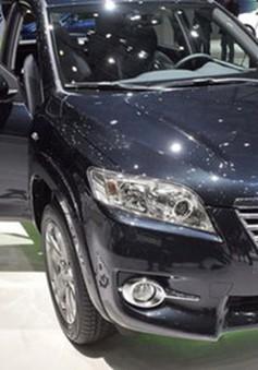 Toyota triệu hồi gần 3 triệu xe do lỗi dây an toàn