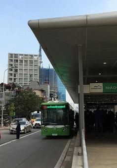 BRT vận hành ổn định ngày đầu sau nghỉ lễ
