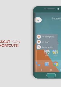 Trải nghiệm sớm tính năng mới trên Android 7.1 Nougat với Action Launcher 3