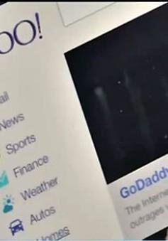 """Yahoo bắt đầu thực hiện kế hoạch """"bán thân"""""""