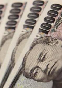 Đồng Yên Nhật tăng mạnh so với đồng Euro và Bảng Anh