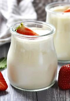 Sử dụng và bảo quản sữa chua sao cho đúng?