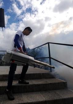 Trung Quốc tiếp tục ghi nhận trường hợp nhiễm virus Zika