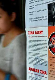 Singapore xác nhận thai phụ đầu tiên nhiễm Zika