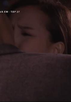 Lam (Lã Thanh Huyền) giận ra mặt vì bị Sơn (Mạnh Trường) cưỡng hôn
