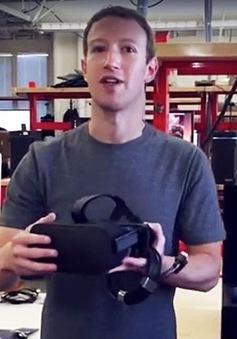 Mark Zuckerberg thậm chí cũng không được vào nơi thí nghiệm Oculus Rift