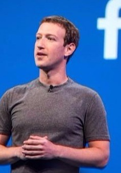 Ông chủ Facebook kiếm được hơn 4 triệu USD/ngày