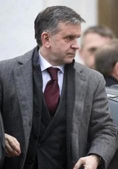 Ukraine từ chối ứng cử viên Đại sứ Nga tại Ukraine