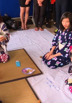 Ngày văn hóa Nhật Bản tại Khánh Hòa