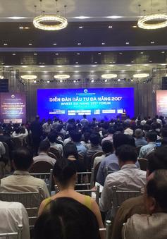 Khai mạc Diễn đàn Đầu tư Đà Nẵng 2017