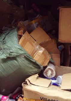 Thừa Thiên - Huế tiêu hủy hơn 14 tấn hàng hóa không rõ nguồn gốc