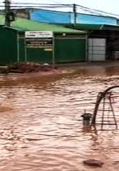 Từ ngày 5/10, mưa giảm dần ở khắp các khu vực
