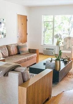 """""""Đột nhập"""" căn nhà hơn 46 m2 của một stylist thời trang"""