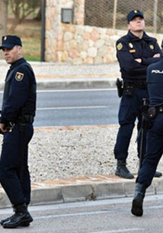 Tây Ban Nha bắt 2 kẻ tình nghi khủng bố