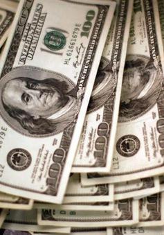 Đồng USD tiếp tục tăng giá
