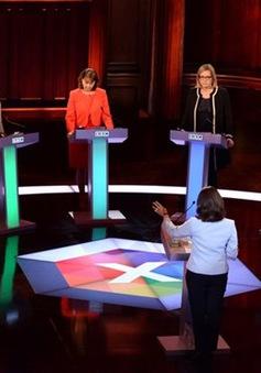 Thủ tướng Anh vắng mặt trong cuộc tranh luận trực tiếp giữa 7 chính đảng
