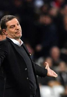 Ngoại hạng Anh: West Ham sa thải Slaven Bilic
