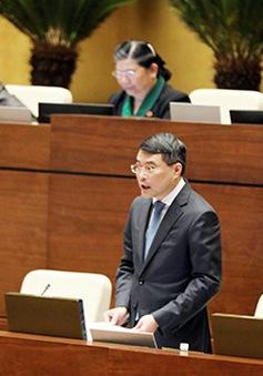Thống đốc NHNN Lê Minh Hưng: Kiểm soát chặt dòng vốn vào BĐS và BOT