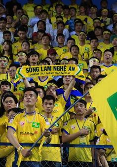 CĐV Nghệ An và tình yêu với đội bóng quê hương