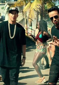 Despacito đá văng loạt hit khủng vươn lên dẫn đầu BXH lượt xem trên YouTube