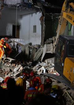 Sập nhà ở Thượng Hải, Trung Quốc: 5 người thiệt mạng