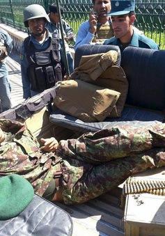 IS sát hại 18 binh sỹ tại miền Đông Afghanistan