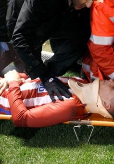 Torres tuyên bố quyết tâm trở lại sau pha bất tỉnh kinh hoàng