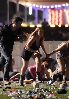 Những hình ảnh kinh hoàng từ hiện trường vụ xả súng tại Las Vegas