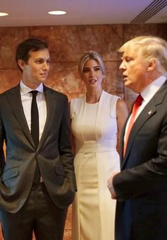 Choáng với lý lịch khủng của con rể ông Trump kiêm cố vấn Tổng thống tương lai