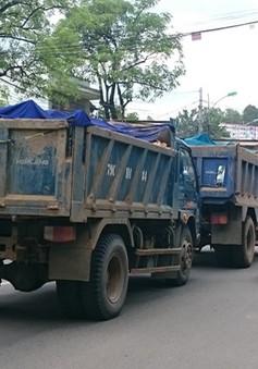 Khánh Hòa: Hạn chế tốc độ xe tải trong nội đô