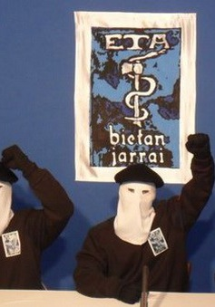 Tổ chức ly khai xứ Basque tuyên bố giã từ vũ khí vào ngày 8/4