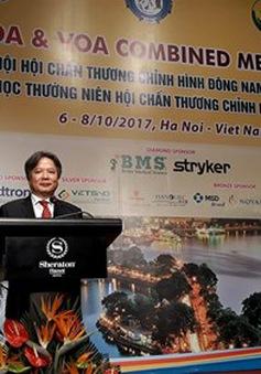 Khai mạc Đại hội Hội chấn thương chỉnh hình Đông Nam Á lần thứ 37
