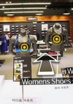 Trải nghiệm công nghệ thực tế ảo khi mua sắm tại Hàn Quốc