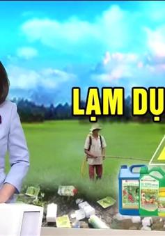 Việt Nam chi hơn 700 triệu USD mỗi năm để nhập khẩu thuốc BVTV
